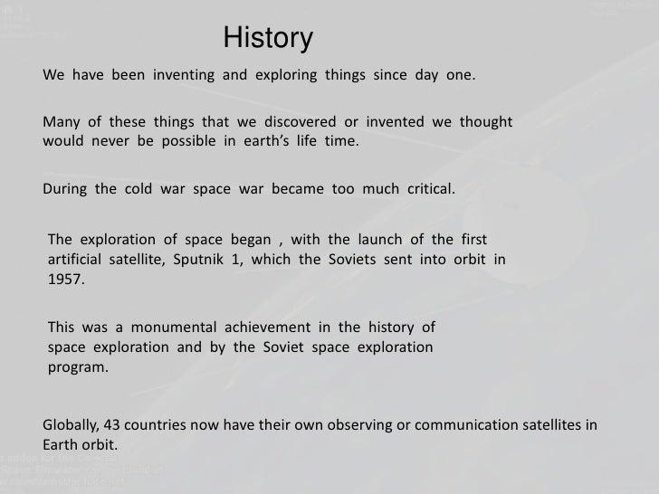 Essays on space exploration