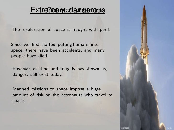 argumentative essay space explorati