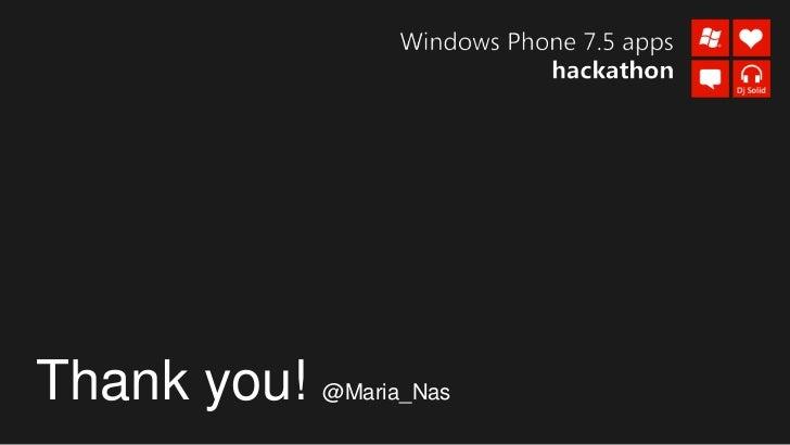Thank you! @Maria_Nas