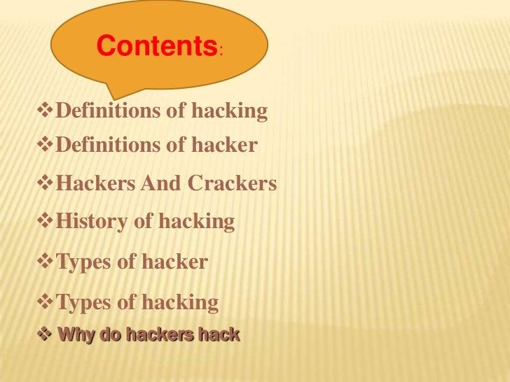 Hacking Slide 2