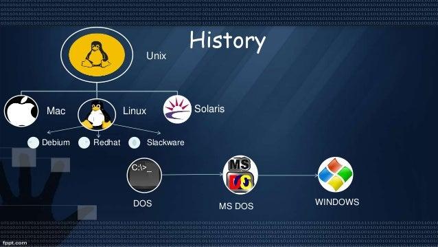 Linux Vs Windows Paper
