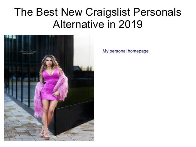 The Best New Craigslist Personals Alternative in 2019