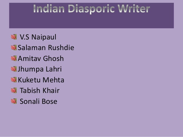 2) Salaman Rushdie:- Salaman Rushdie was born on 19th June 1947 in Bombay but in 1967 his parents moved to Pakistan. He be...