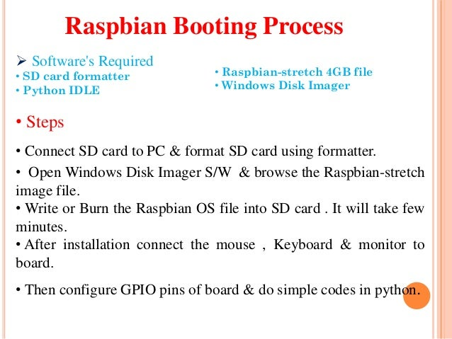 Raspbian Stretch 64 Bit