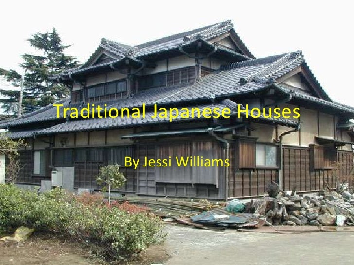 Traditional Japanese Houses on modern japanese house design
