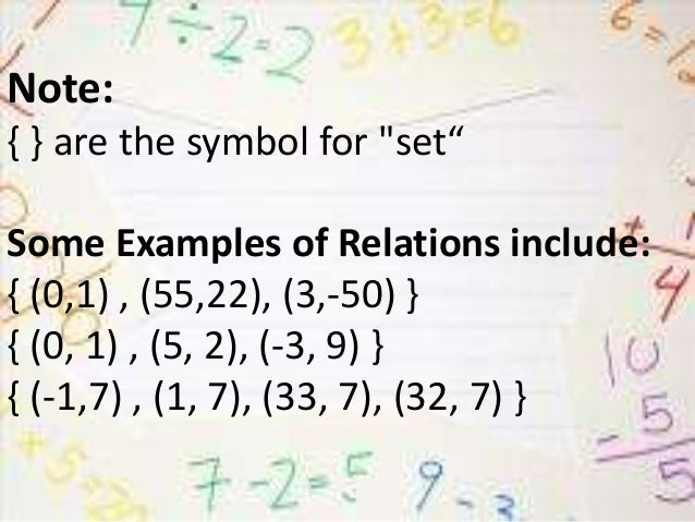 Relations in discrete math 3 ccuart Image collections