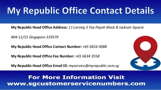 Visit Republic Services on the Given Address: