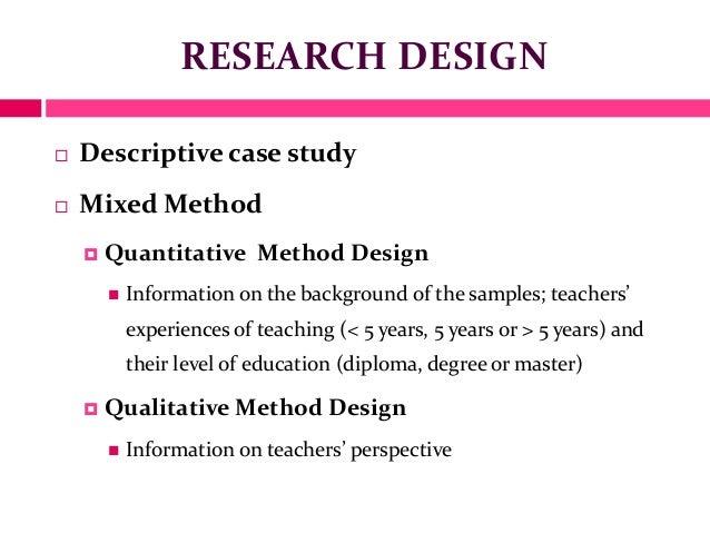 methodology for master thesis nhh