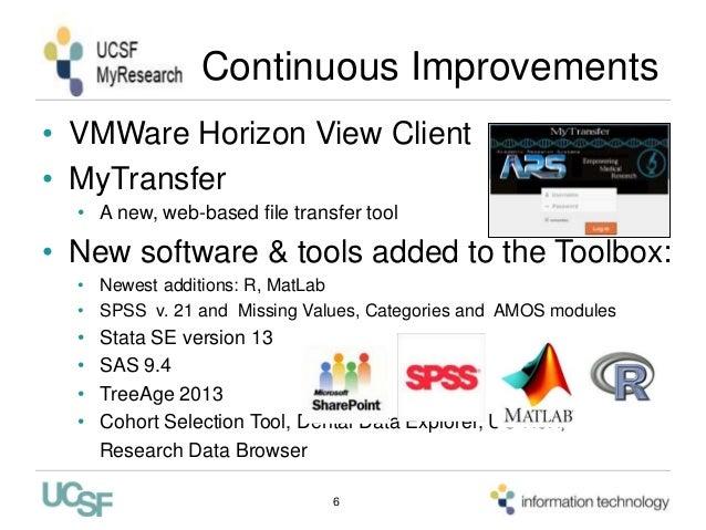 UCSF Informatics Day 2014 - Jocel Dumlao,