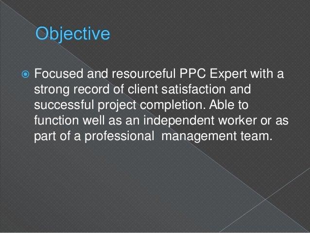 My Resume Ppc Analyst Manjunatharao A
