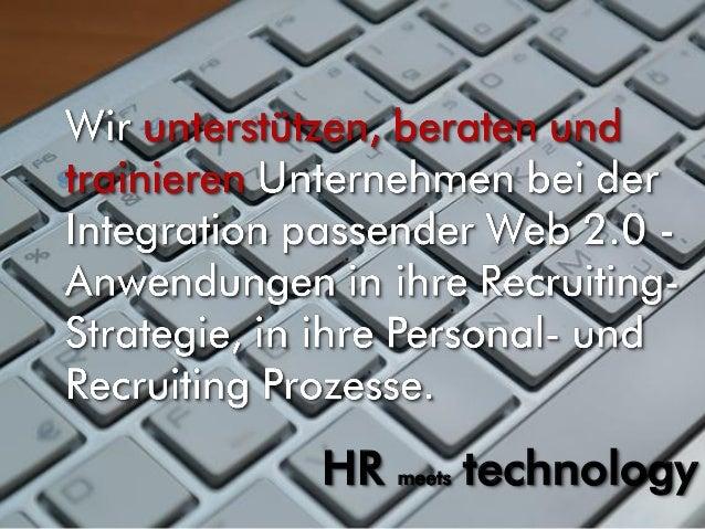 HR meets technology