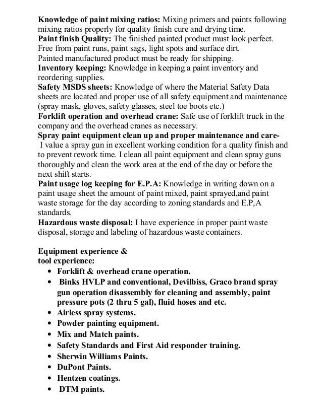 My saved resume