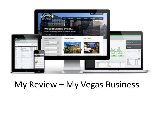 My Review – My Vegas Business