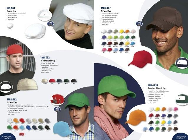 Myrtle Beach Adults Unisex Powercap 3-Way Lighting Cap