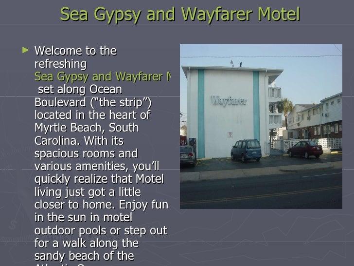 Sea Gypsy Motel Myrtle Beach