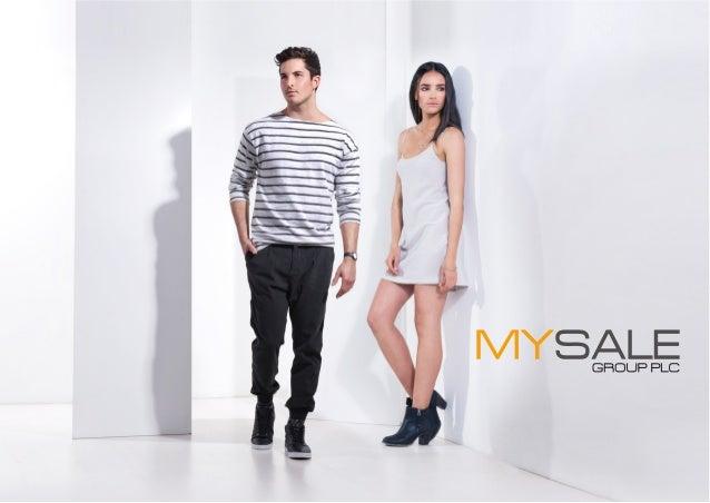 Mysale Plc B2B e077051805
