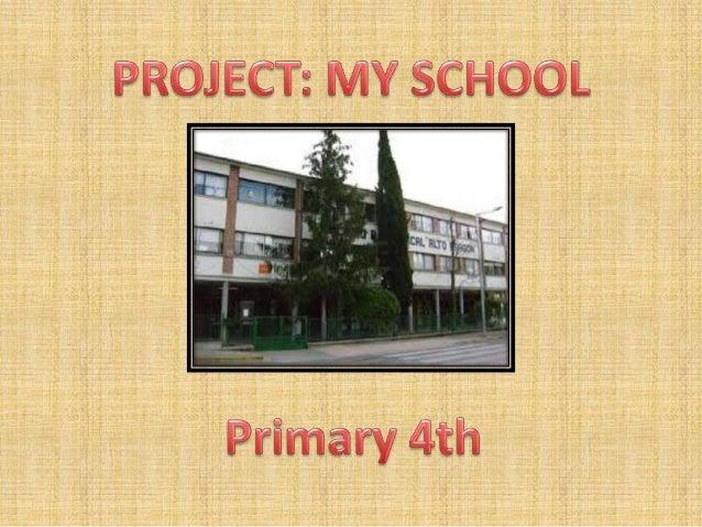 My school 4º