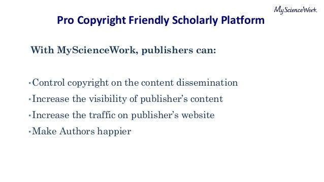 Science writers block