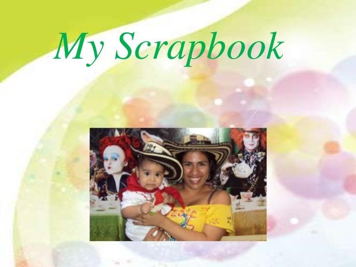 My Scrapbook
