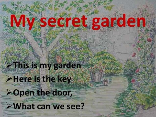 My Secret Garden: My Secret Garden Grade 2