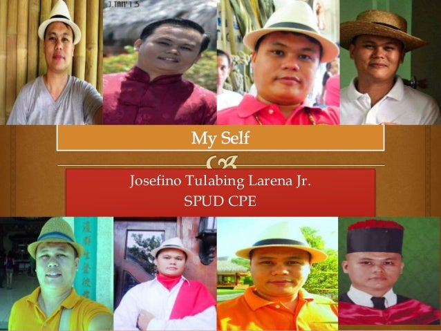 Josefino Tulabing Larena Jr.  SPUD CPE