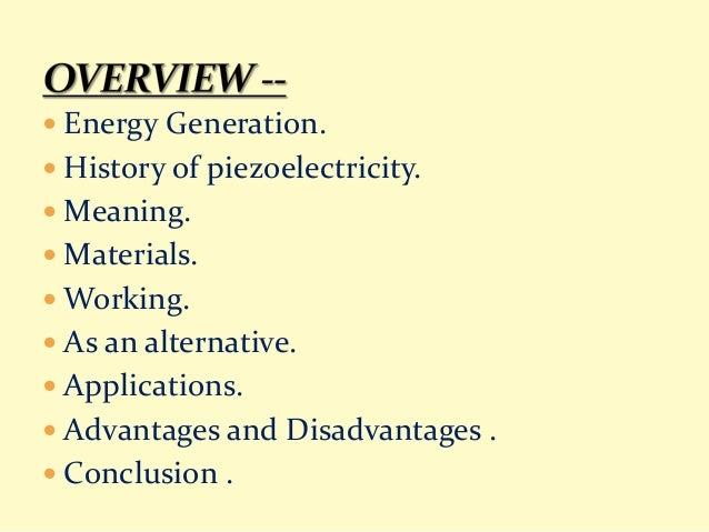 energy harvesting using piezoelectric materials pdf