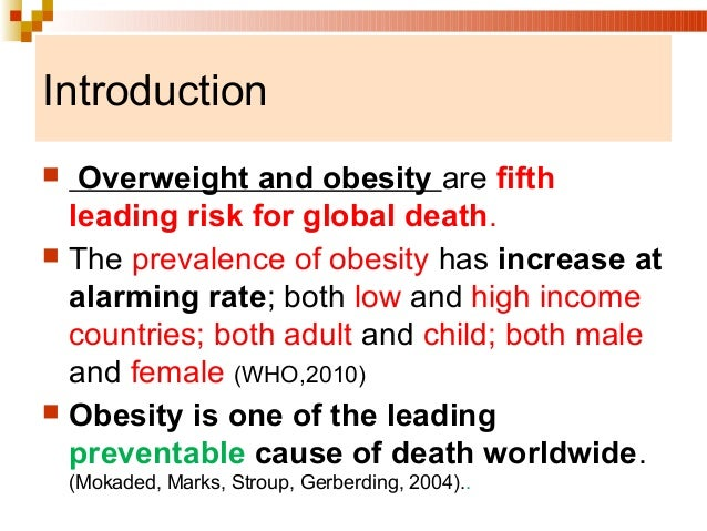 the alarming rate of childhood obesity and the risks to a childs health