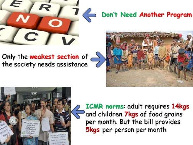 national food security bill 2013 National poverty rates 2011 wdi 2012  2013 rice exports fao 2013  of the appropriate policy actions in response to food crises the food security portal is.