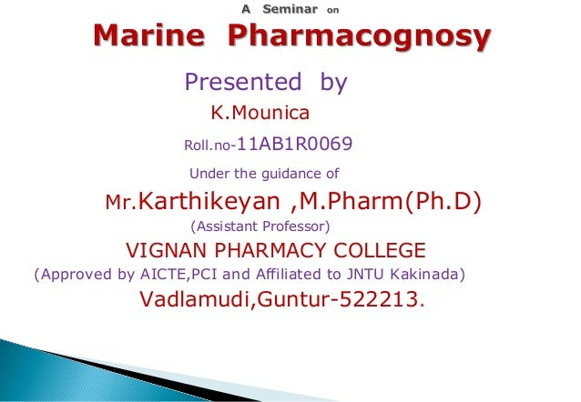 Presented by  K.Mounica  Roll.no-11AB1R0069  Under the guidance of  Mr.Karthikeyan ,M.Pharm(Ph.D)  (Assistant Professor)  ...