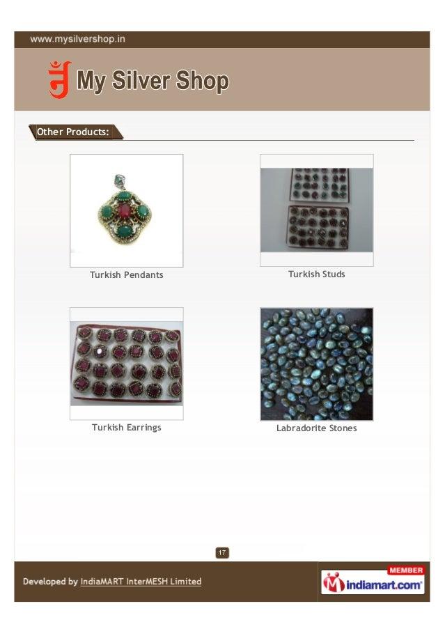 Other Products:          Turkish Pendants      Turkish Studs           Turkish Earrings   Labradorite Stones