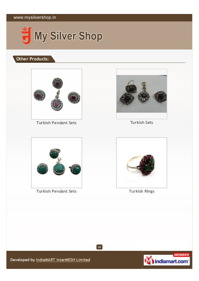 Other Products:         Turkish Pendant Sets        Turkish Sets         Turkish Pendant Sets        Turkish Rings        ...