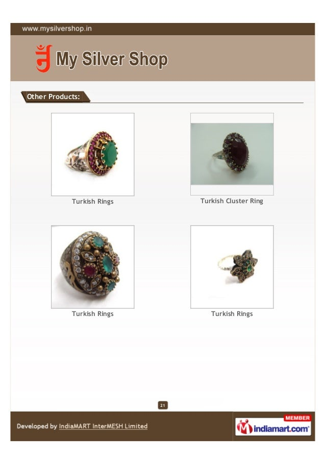 Other Products:            Turkish Rings        Turkish Cluster Ring            Turkish Rings           Turkish Rings     ...