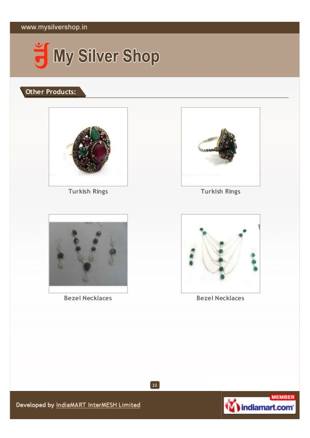 Other Products:            Turkish Rings          Turkish Rings           Bezel Necklaces        Bezel Necklaces          ...
