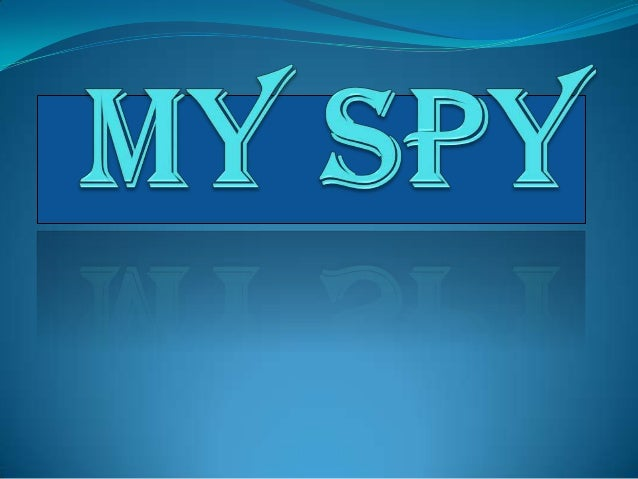 1.My spyMy spy's name is Esther.She is standing up.She isn't sitting down.She is wearing black jeans.She isn't wearing a p...