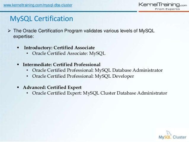 MySQL DBA Cluster| Introduction to MySQL DBA Cluster|