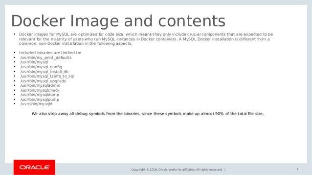 MySQL docker with demo by Ramana Yeruva