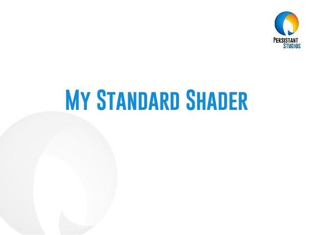 My Standard Shader
