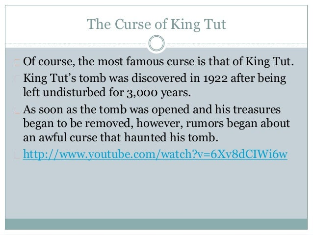 The Curse Of King Tuts Tomb Torrent: Mysteriesof Egypt