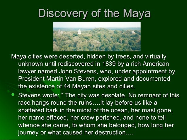 maya collapse Free essay: at the end of the first millennium ad, the lowland maya empires disintegrated after 750 years of prominence (handout 1) warfare, the growing.