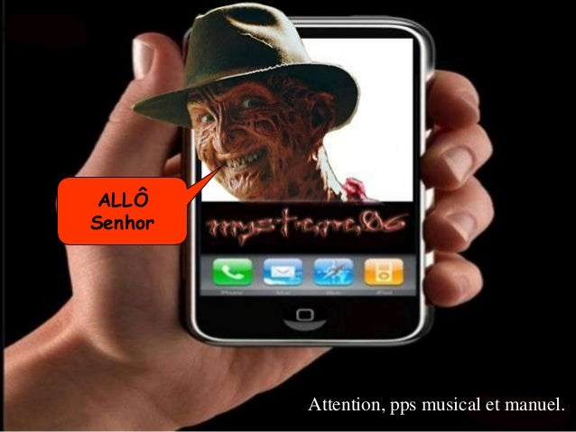 ALLÔ Senhor Attention, pps musical et manuel.