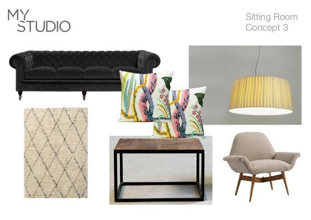 Sitting Room Concept 3