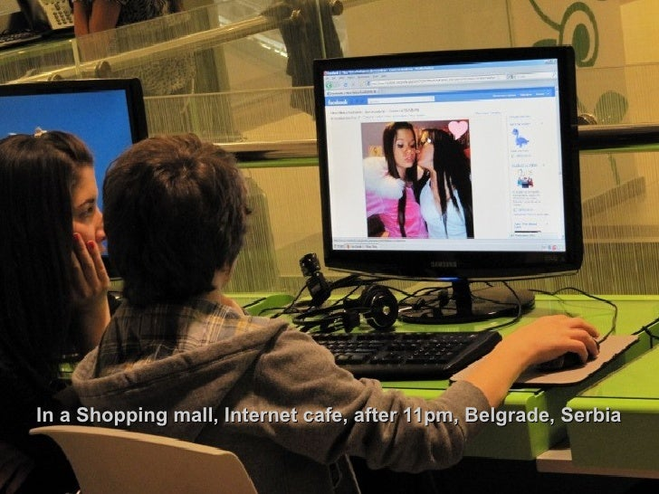 Adolescents and the Web:  the attractions of Facebook Slide 3