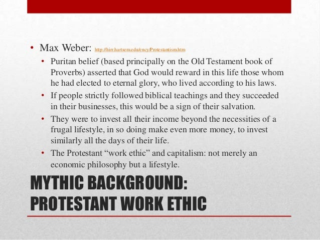 protestant ethic weber thesis Strengths and weaknesses of weber's thesis and proofs benjamin p mills in his book, the protestant ethic and the spirit of capitalism, weber.
