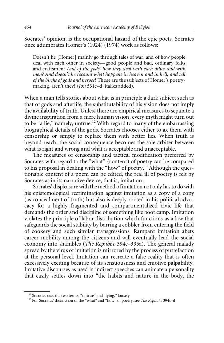 Phl 464 mythology religion and philosophy