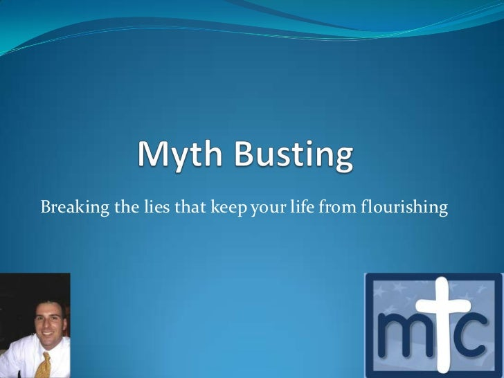 Breaking the lies that keep your life from flourishing