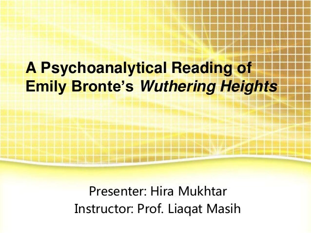 a literary analysis of revenge in wuthering heights by emily bronte In wuthering heights by emily brontë, revenge is one of the most prominent themes within the novel this theme plays into a recurring literary theme of the.
