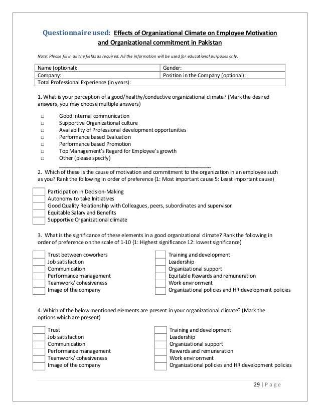 impact of organizational culture on employee performance pdf