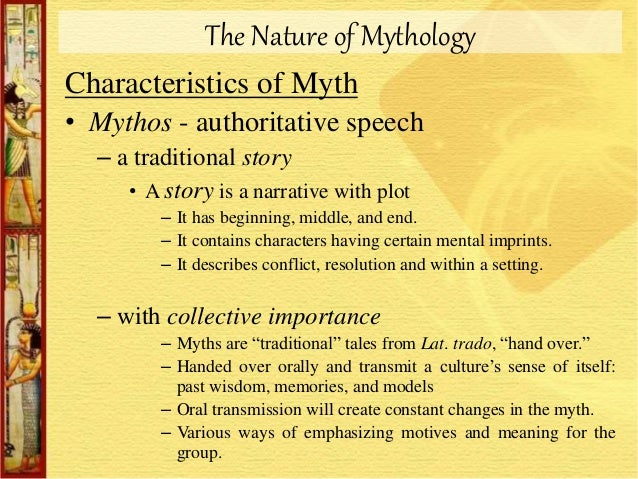 an analysis of myths and stories Free creation myths papers, essays creation stories, and creation myths - religion it contains useful comparisons and historical data to help support his analysis the author considers the story to hold very value for christians.