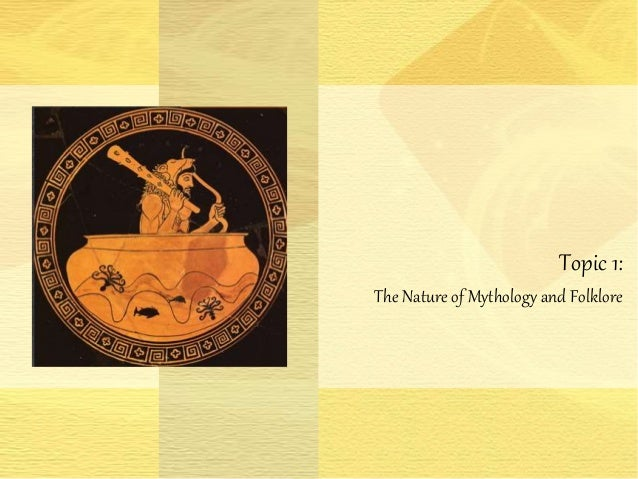 Myth Mythology And Folklore