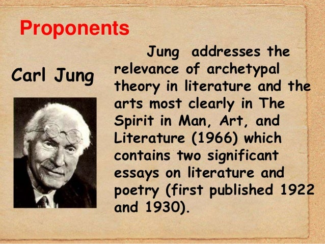 the spirit in man art and literature jung pdf